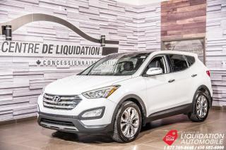 Used 2013 Hyundai Santa Fe SE+SPORT+AWD+TOIT+CUIR+SIEG&VOLANT/CHAUFF for sale in Laval, QC