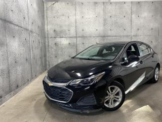 Used 2019 Chevrolet Cruze LT HATCHBACK AUTOMATIQUE for sale in St-Nicolas, QC