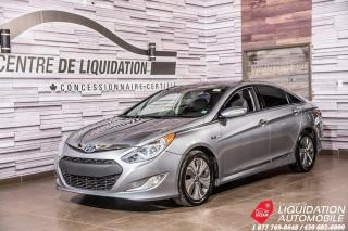 Used 2015 Hyundai Sonata Hybrid Limited+TOIT+CAM/RECUL+SIEGE/CHAUFF for sale in Laval, QC