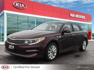 Used 2016 Kia Optima EX for sale in Port Dover, ON