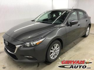 Used 2018 Mazda MAZDA3 GS Sport Navigation Toit Ouvrant Mags *Bas Kilométrage* for sale in Trois-Rivières, QC