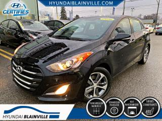 Used 2016 Hyundai Elantra GT GLS DÉMAR DISTANCE, TOIT PANO, MAGS, BLU for sale in Blainville, QC