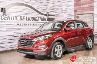 Used 2016 Hyundai Tucson ESSENTIAL+GR/ELECT+CAM/RECUL+BLUETOOTH for sale in Laval, QC