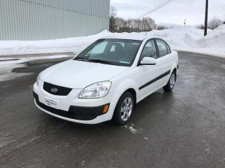 Used 2009 Kia Rio Berline 4 portes, boîte automatique, EX for sale in Québec, QC