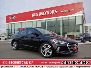 Used 2017 Hyundai Elantra SE | ROOF | B/TOOTH | BU CAM | HTD SEATS| 76KM for sale in Georgetown, ON