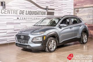 Used 2018 Hyundai KONA Essential+AWD+GR/ELECT+CAM/RECUL+BLUETOOTH for sale in Laval, QC