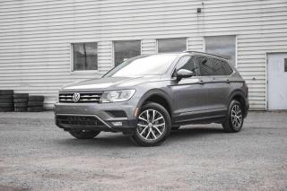 Used 2018 Volkswagen Tiguan SEL for sale in Lasalle, QC