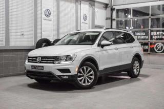 Used 2018 Volkswagen Tiguan S for sale in Lasalle, QC