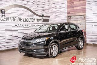 Used 2017 Honda HR-V LX+AWD+CAM/RECUL+SIEGE/CHAUFF+BLUETOOTH for sale in Laval, QC