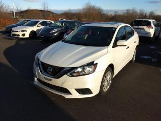 Used 2016 Nissan Sentra SV STYLE CAMÉRA*TOIT*SIÈGES CHAUFFANT for sale in Lévis, QC