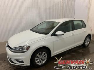Used 2019 Volkswagen Golf Comfortline Mags Caméra A/C Sièges Chauffants *Transmission Automatique* for sale in Shawinigan, QC