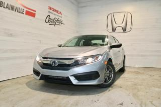 Used 2017 Honda Civic LX 4 portes CVT for sale in Blainville, QC