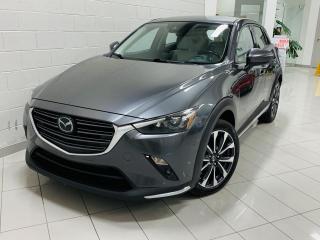 Used 2019 Mazda CX-3 GT TI BA for sale in Chicoutimi, QC
