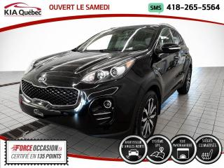 Used 2017 Kia Sportage EX* TECH* AWD* GPS* TOIT PANO* CUIR* for sale in Québec, QC