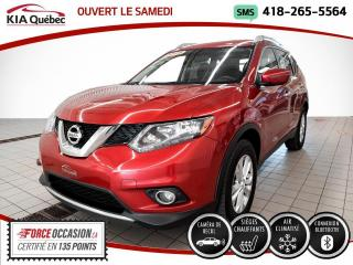 Used 2016 Nissan Rogue SV* CAMERA* SIEGES CHAUFFANTS* for sale in Québec, QC