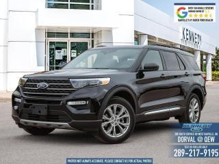 New 2021 Ford Explorer XLT for sale in Oakville, ON