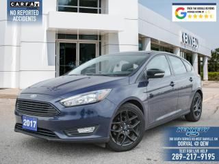 Used 2017 Ford Focus SEL for sale in Oakville, ON