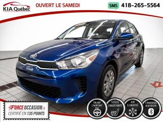 Used 2018 Kia Rio LX+* 5 PORTES* CAMERA* SIEGES CHAUFFANTS for sale in Québec, QC