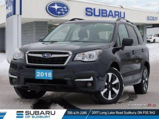 Used 2018 Subaru Forester 2.5i Touring for sale in Sudbury, ON