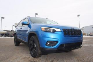 New 2021 Jeep Cherokee Altitude for sale in Swift Current, SK