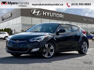 Used 2013 Hyundai Veloster 3DR CPE MAN  - $62 B/W for sale in Kanata, ON