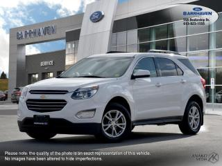 Used 2017 Chevrolet Equinox LT for sale in Ottawa, ON