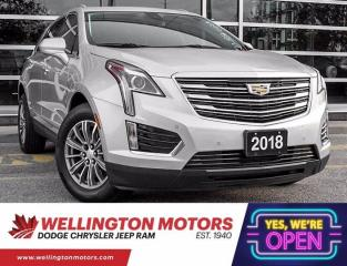 Used 2018 Cadillac XT5 Luxury AWD | 1 Owner | Accident Free !! for sale in Guelph, ON