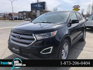 Used 2017 Ford Edge SEL, Traction intégrale for sale in Shawinigan, QC