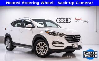Used 2018 Hyundai Tucson Premium w/Heated Seats & Remote Start for sale in Winnipeg, MB