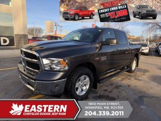 New 2020 RAM 1500 Classic SLT | Remote Start | Htd. Seats & Steering Wheel | for sale in Winnipeg, MB