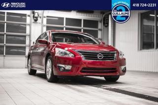 Used 2013 Nissan Altima 2.5 SV chez Rimouski Hyundai for sale in Rimouski, QC