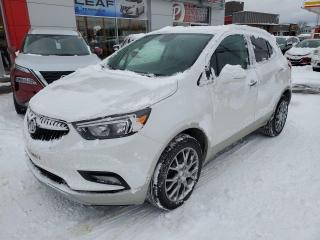 Used 2017 Buick Encore Sport Touring * CUIR * BOSE * NAVI **TOUT ÉQUIPÉ** 1 PROPRIO** for sale in Val-d'Or, QC