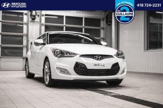 Used 2016 Hyundai Veloster Tech chez Rimouski Hyundai for sale in Rimouski, QC