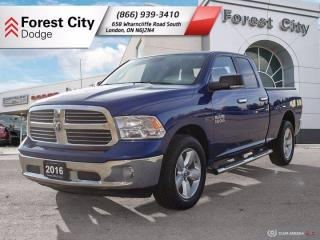 Used 2016 RAM 1500 SLT for sale in London, ON