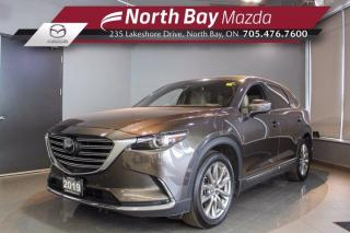 Used 2019 Mazda CX-9 GT AWD - Winter Tires and Rims Included! for sale in North Bay, ON