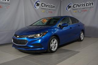 Used 2016 Chevrolet Cruze LT SIEGE CHAUFFANT DEM A DISTANCE APPLE CARLAY for sale in Montréal, QC