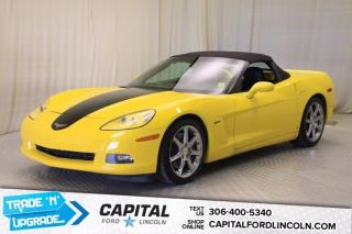 Used 2009 Chevrolet Corvette Convertible for sale in Regina, SK