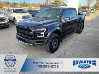 Used 2019 Ford F-150 RAPTOR for sale in Calgary, AB