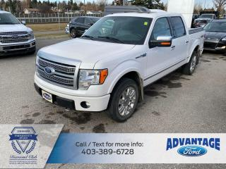 Used 2011 Ford F-150 PLATINUM for sale in Calgary, AB