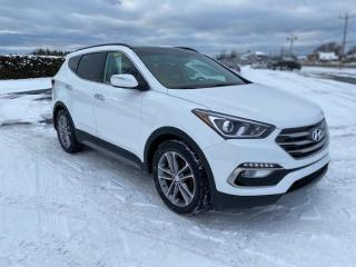 Used 2017 Hyundai Santa Fe Sport Limitée awd for sale in Pintendre, QC