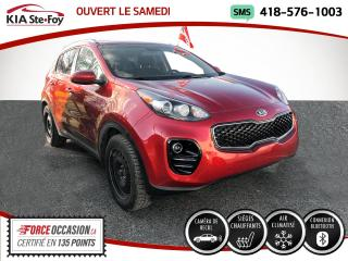 Used 2017 Kia Sportage * LX* AWD* SIEGES CHAUFFANTS* CAMERA DE for sale in Québec, QC