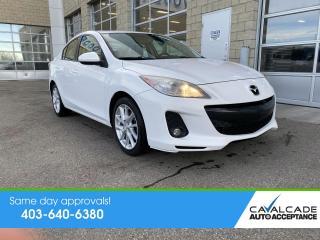 Used 2012 Mazda MAZDA3 GT for sale in Calgary, AB