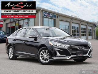 Used 2018 Hyundai Sonata GL ONLY 65K! **BACK-UP CAMERA** CLEAN CARPROOF for sale in Scarborough, ON