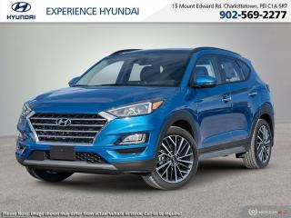 New 2021 Hyundai Tucson Preferred w/Trend Package 0.00% FINANCING AVAILABLE OR 0.99% LEASE RATES AVAILABLE! for sale in Charlottetown, PE