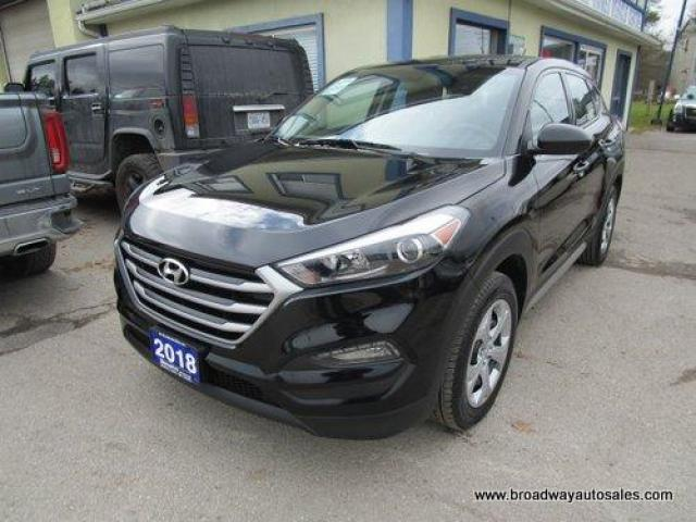 2018 Hyundai Tucson LIKE NEW SE EDITION 5 PASSENGER 2.0L - DOHC.. HEATED SEATS.. CD/AUX/USB INPUT.. BACK-UP CAMERA.. BLUETOOTH SYSTEM.. TOUCH SCREEN DISPLAY..