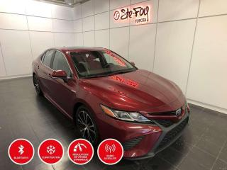 Used 2018 Toyota Camry HYBRIDE - SE - TOIT OUVRANT for sale in Québec, QC