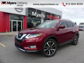 Used 2018 Nissan Rogue AWD SL  - Navigation -  Leather Seats - $172 B/W for sale in Orleans, ON