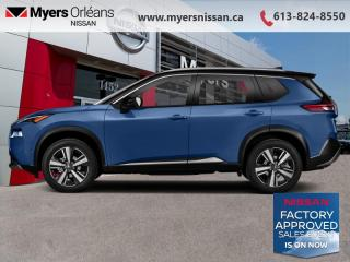 New 2021 Nissan Rogue Platinum  -  Navigation -  Leather Seats - $294 B/W for sale in Orleans, ON