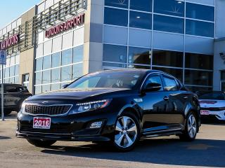 Used 2016 Kia Optima Hybrid EX Premium for sale in London, ON