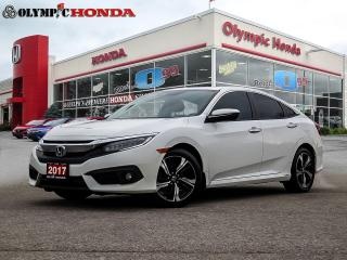 Used 2017 Honda Civic Touring for sale in Guelph, ON